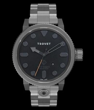 TSOVET steel bracelets